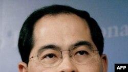 Bộ trưởng Thương mại và Công nghiệp Singapore Lim Hng Kiang