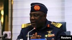 Air Marshal Alex Badeh, hafsan hafsoshin tsaron Najeriya.