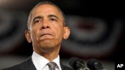 La aprobación de que goza Obama es la más baja en casi dos años, según el sondeo.