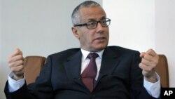 Kabinet baru Libya yang diusulkan Perdana Menteri Ali Zeidan (foto: dok), mendapat persetujuan parlemen hari Kamis (1/11).