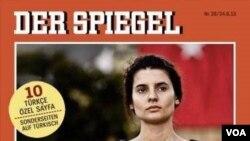 """Kovara Almanî ya Naskirî """"Der Spiegel"""""""