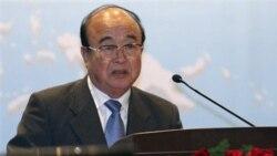 پاک اوی- چون، وزیر امور خارجه کره شمالی