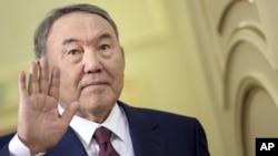 Nursulton Nazarboyev Qozog'istonni 1990-yildan 2019-yilgacha boshqargan