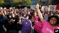 密西西比州LGBT法律曾經引發大規模抗議。