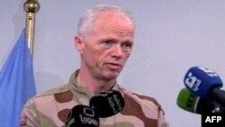 Šef posmatračke misije UN u Siriji, general Robert Mud