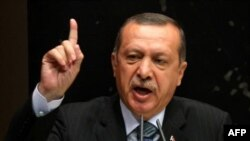Ông Erdogan cho rằng cuộc bầu cử này là một cuộc trưng cầu dân ý về sự cai trị của ông.