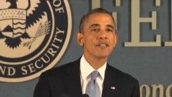 تلاش های اوباما برای پايان دادن به تعطیل حکومت فدرال