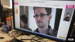 Edward Snowden mengatakan bahwa badan intelijen AS telah melakukan peretasan komputer-komputer China selama bertahun-tahun (foto: dok).