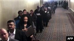 Уровень безработицы в США снизился