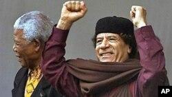 """""""Fim de Kadaffi, início de nova era"""", dizem à VOA analistas angolanos"""