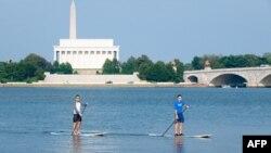 Вашингтон как столица… водного спорта