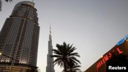 Glavni grad Ujedinjenih Arapskih Emirata, Dubai