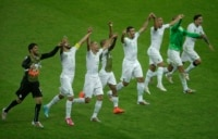 Algeria hopes to win...and advance.