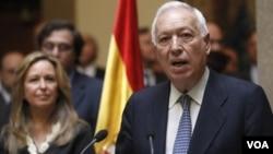 José Manuel García-Margallo pidió a Cuba liberar a todos los presos políticos.