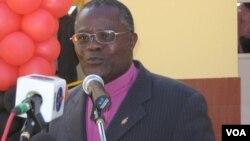 José Quipungo, bispo da Igreja Metodista