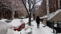 Severe Winter Conditions Hit Parts of Europe, US, Asia