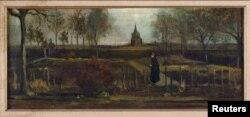 "Vincent van Gogh's ""Spring Garden"""