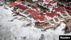 Hurricane Irma Slams Caribbean