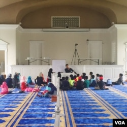 Pesantren Kilat di IMAAM Center, Maryland.