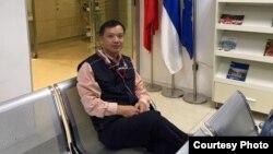 Luật sư Nguyễn Văn Đài. Ảnh: Facebook Nguyễn Văn Đài.