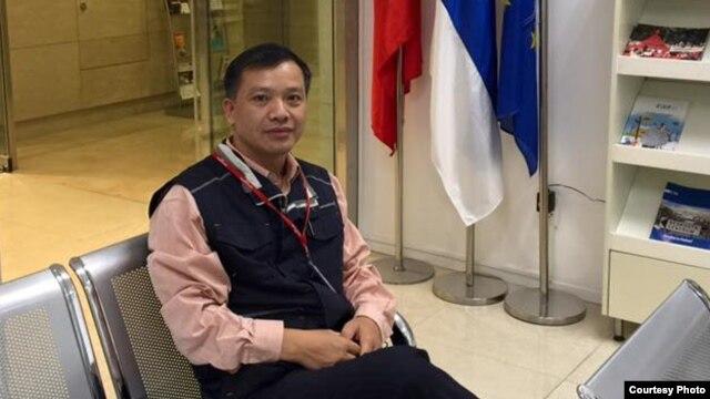 Tổ chức Ân xá Quốc tế kêu gọi chính phủ Việt Nam trả tự do ngay lập tức và vô điều kiện cho luật sư Nguyễn Văn Đài, vừa bị bắt và khởi tố về tội Ã'Â'tuyên truyền chống nhà nướcÃ'Â' hôm 16/12.