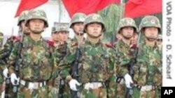 评论人士:中国军力目前尚有限