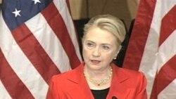 Hillary Clinton responde a amenaza Siria