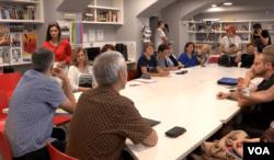 Mreža Naše društvo organiziralaokrugli stol o temi Dijagnoza zdravstvenog sistema iz ugla pacijenata