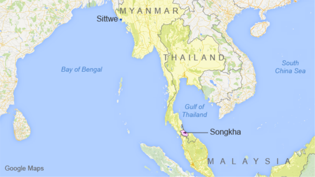 Activists More Work Needed To Bust Rohingya Trafficking Ring - Where is myanmar