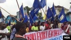 Maandamano dhidi ya serikali ya Kabila