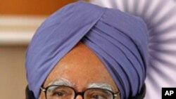 Indian Prime Minister Manmohan Singh (file photo)