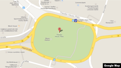 Google Maps Apologizes for Hitler Square Gaffe