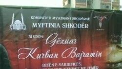 Shkodër: Festimet e Kurban Bajramit