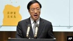PM Taiwan Jiang Yi-Huah menolak permohonan maaf Presiden Filipina atas penembakan seorang nelayan Taiwan (15/5).