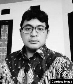 Wakil Koordinator Indonesia Corruption Watch (ICW) Agus Sunaryanto (dok. pribadi)