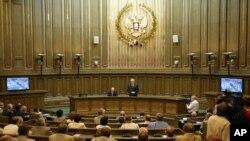 Заседание Верховного Суда РФ (архивное фото)