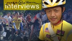Rinpo Yak, Bicycle Riding Activist