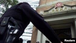 香港终审法院(路透社资料照)