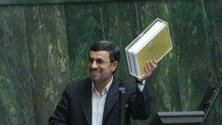 گام های نهایی طرح سوال از احمدی نژاد؛ زمزمه طرح عدم کفایت