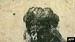 Rembrantov bakropis pronadjen u kupatilu