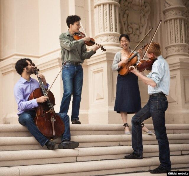 Friction Quartet
