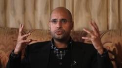 Saif el Islam Gadafi, hijo del derrocado dictador libio, se encuentra bajo arresto en la ciudad de Zintan, cerca a Trípoli.