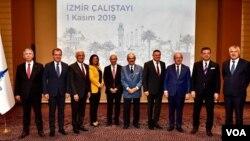 1 Kasım 2019, İzmir, Türkiye