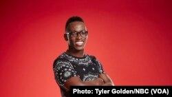 The Voice Contestant, Brian Nhira