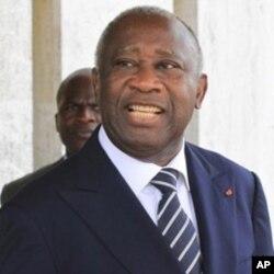 Laurent Gbagbo (File)