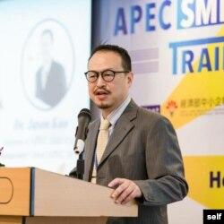 台灣經濟研究院項目主任高仁山(照片提供: 高仁山)