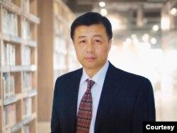 厦门大学中国能源政策院院长林伯强 (照片提供: 林伯强)