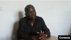 Ernesto Muangala, governador da Lunda Norte, Angola