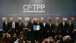TPP သေဘာတူညီခ်က္ ျပန္လည္ပါ၀င္ေရး သမၼတ Trump သံုးသပ္