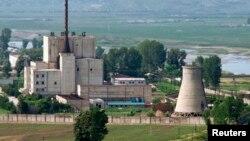 نیروگاه اتمی یونگ بیون، کره شمالی